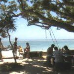 1978年:「奄美大島の夏」笠利町・用安海岸