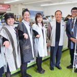 大島紬の「奄美ウエア」伝統工芸士会、産地PRに一役