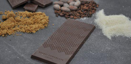 人を幸せにする、奄美大島ネサリチョコレート