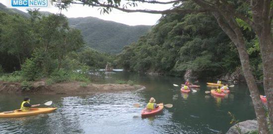 世界遺産登録を見据え 奄美大島を旅行代理店が視察